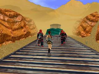 Tomb Raider IV playstation game online