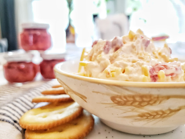 Classic Southern Pimiento Cheese