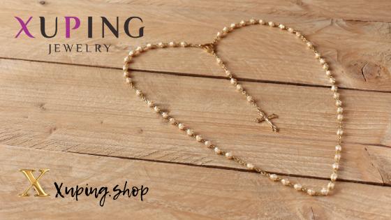 Купить крестики Xuping Jewelry в интернет-магазине Xuping.shop. Крестики позолота. Медицинское золото. Ювелирная бижутерия Хьюпинг.