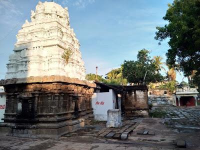 Manikandeeswarar Temple Kanchipuram