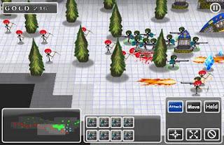 Game Doodle Wars Apk