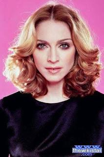 مادونا (Madonna)، مغنية  أمريكية من أصول إيطالية