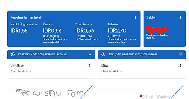 how to verify a bank account on google adsense that is correct - maswisnu.com