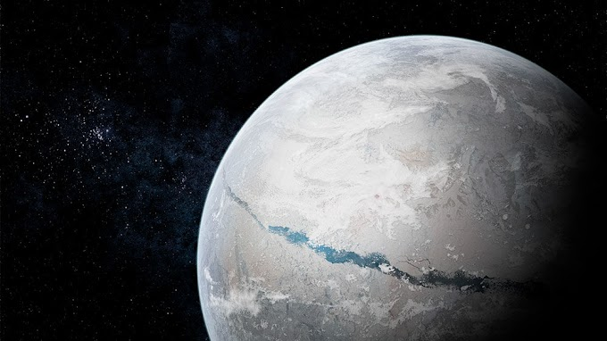 If Earth Froze Overnight.