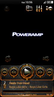 Merupakan sebuah aplikasi pemutar musik yang sangat indah dengan pengaturan equalizer yang Unduh Game Android Gratis PowerAmp mod