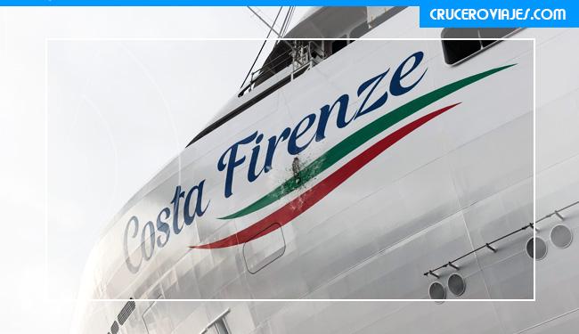 Nuevo barco de Costa Cruceros