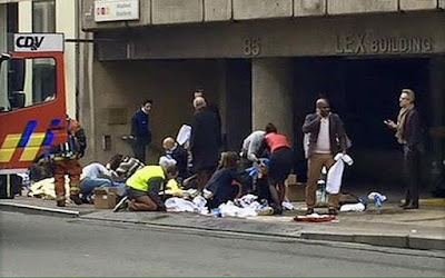 terrorist attack killed 34 in belgium