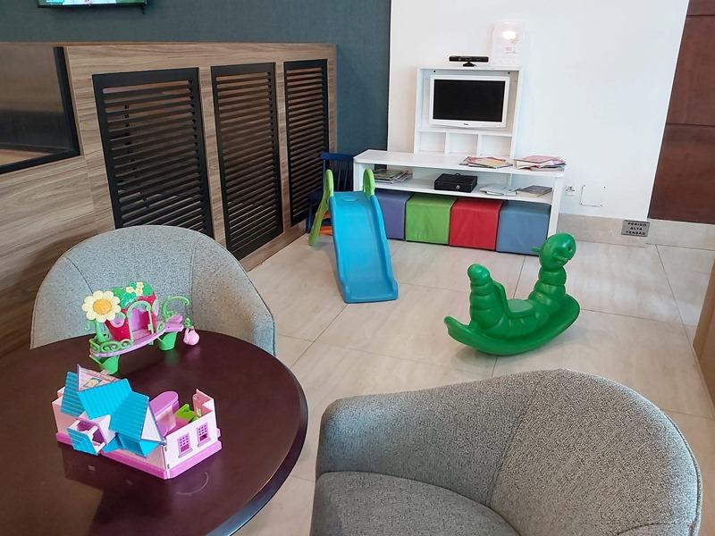 Hotel em Vitória para crianças