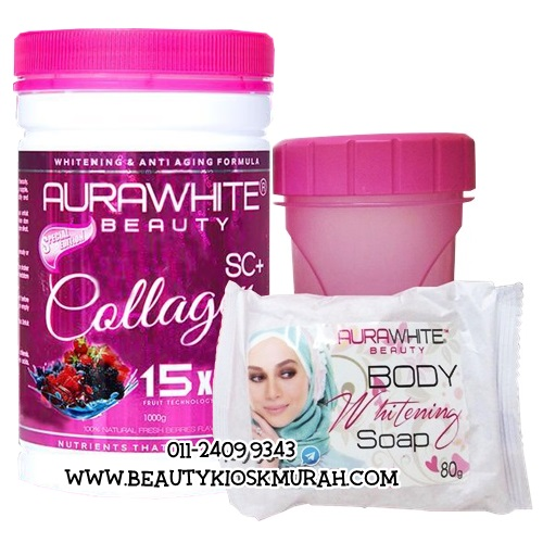 AuraWhite Stemcell Special Edition