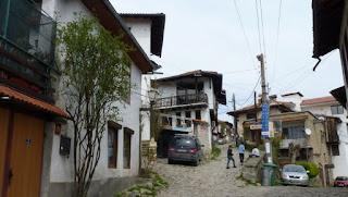 Samovodska Charshiya, Old Bazar o Viejo Bazar de Veliko Tarnovo.