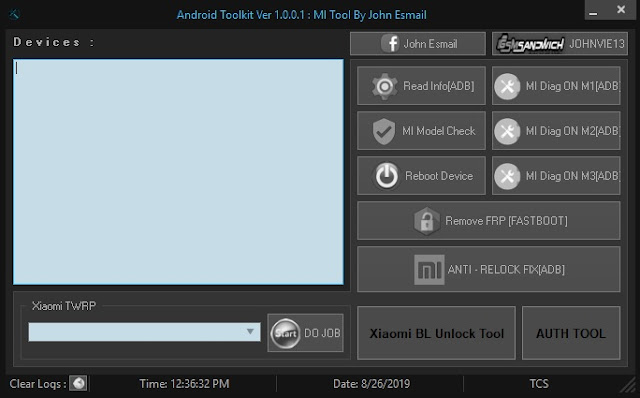 Android Toolkit 2019 v 1.0.01 Setup Free Download