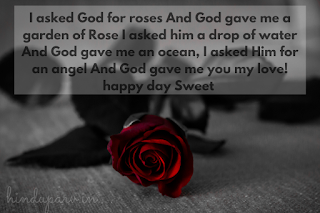 Valentine's Day Shayari for Boyfriend in English