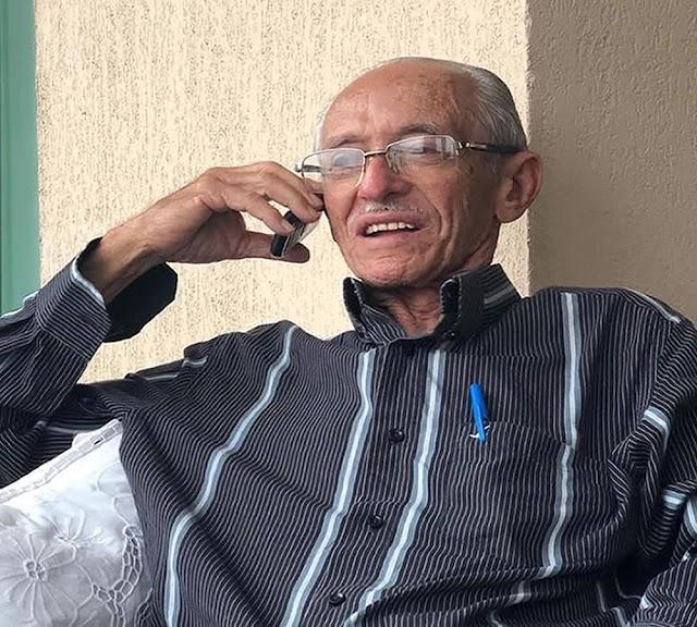 Morre Francisco Fenelon Pereira, primeiro prefeito de Altaneira