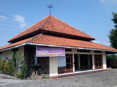 Gereja Katolik Santo Yusuf  Senden Klaten