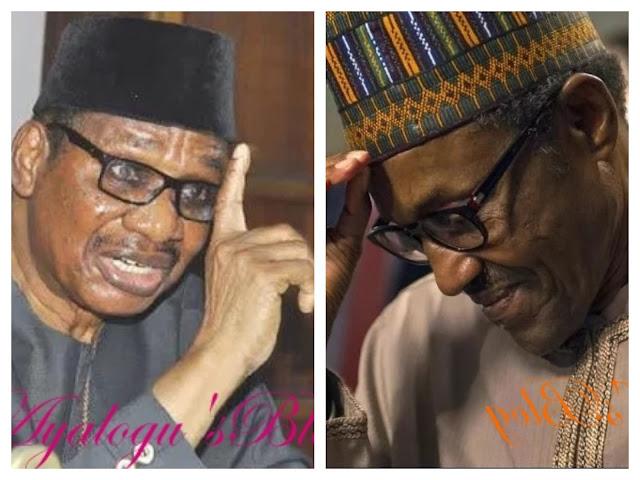 Sagay Accuses Buhari of Fuelling APC Crisis By Keeping Mum