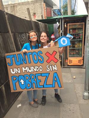 Juntos por un México sin pobreza, Colecta TECHO 2017