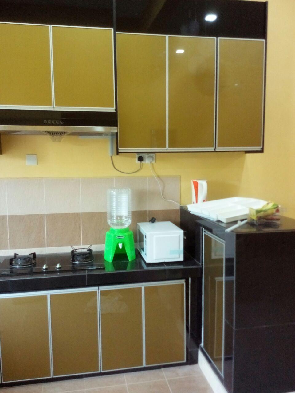 Ukuran Asas Kabinet Dapur Dan Perkakasan