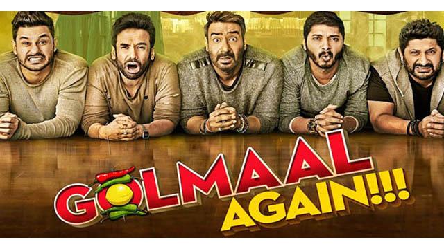 Golmaal Again (2017) Hindi Movie
