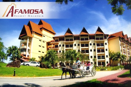 Pakej A Famosa Resort Melaka