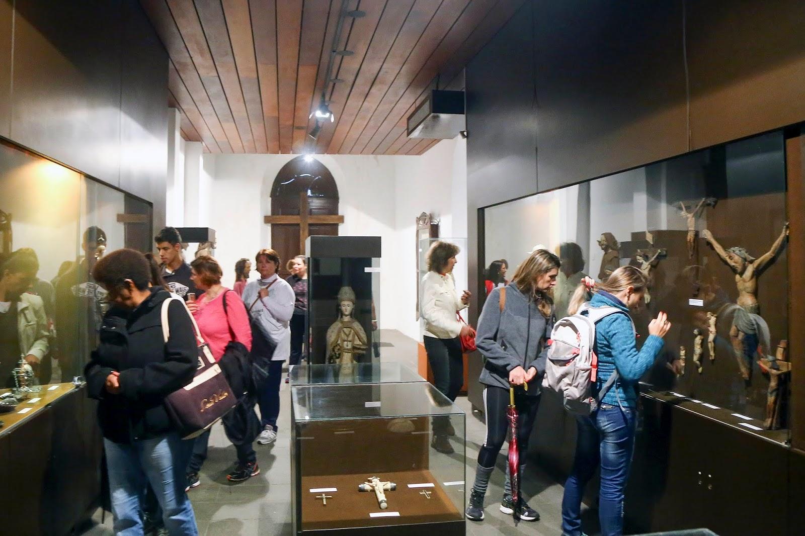 Visitas guiadas pelo centro histórico