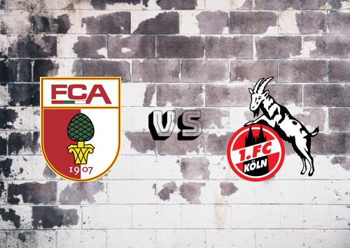 Augsburg vs Köln  Resumen
