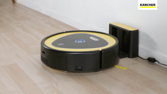 Kärcher RC 3: Review a vacuum robot that's far too fast
