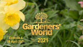 Gardeners' World 2021 Episode 4 09 April 2021
