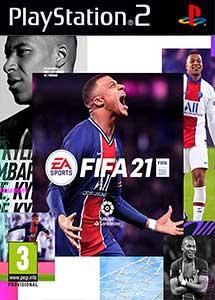 FIFA 21 PS2 ISO (Ntsc) (Español) MG-MF