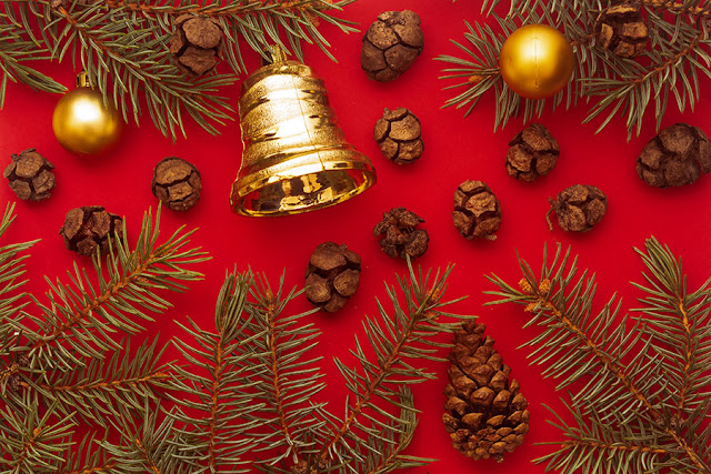 Free Christmas / New Year Decorations Vol 4