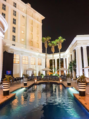 Pool, Champagne Day, The Cullinan Hotel, Tsogo Sun