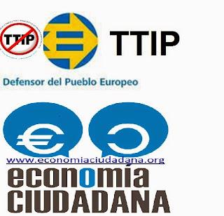 El #TTIP la información, tu derecho, la transparencia,su obligación