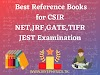Reference-Books-for-CSIR-NET-JRF-GATE-TIFR-JEST-Examination
