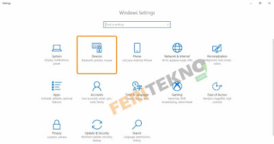 cara auto disable saat mouse terhubung di windows 10 2