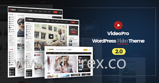 Download VideoPro – Video WordPress Theme Free