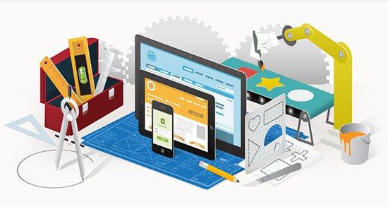 4 nền tảng thiết kế website mà không cần biết code