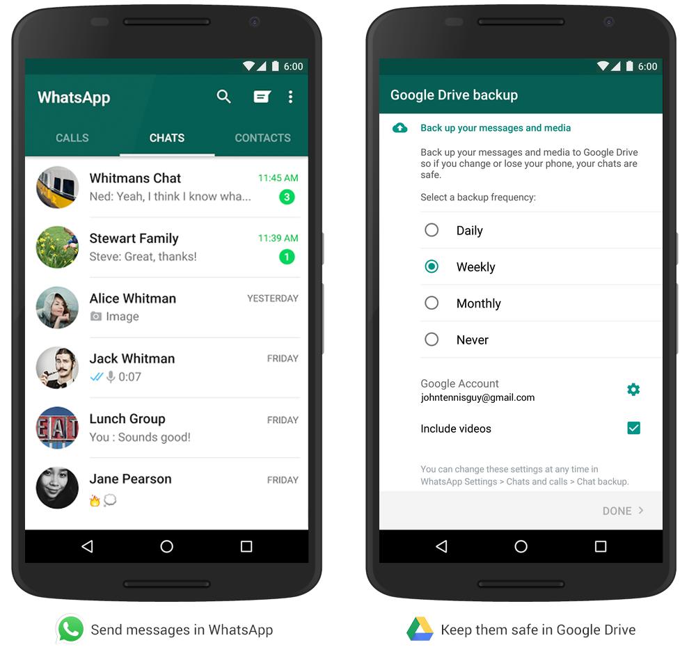 Google Developers Blog: A study on scale: WhatsApp & Google