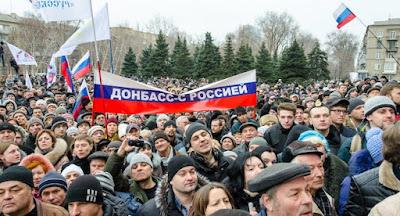 Путин предложил Трампу провести на Донбассе референдум