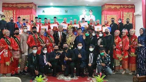 Pemilihan Uda Uni Duta Wisata Kabupaten Solok 2021