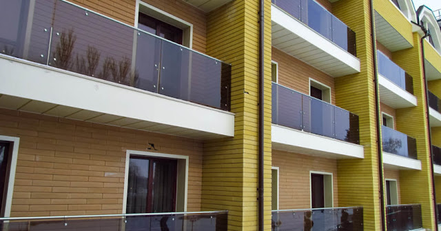 Glass Balconies
