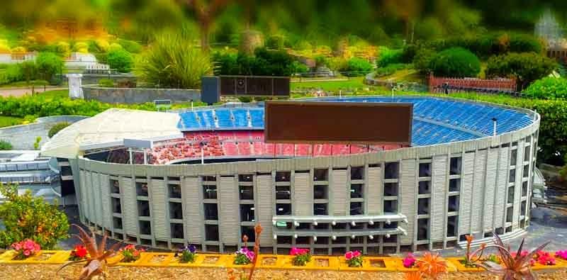 Catalunya en miniatura: Camp Nou