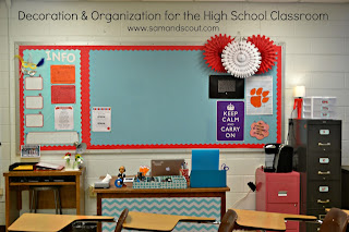 20 Dekorasi Kelas SMA Terbaik yang Kreatif dan Pasti