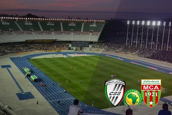 يلا شوت | نتيجة مباراة الصفاقسي ومولودية الجزائر اليوم السبت 8-7-2017 نتيجة