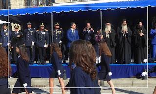 Ο δήμαρχος Καστοριάς την 11η Νοεμβρίου