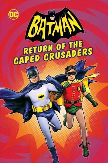 Batman Return of the Caped Crusaders 2016 English Movie Download