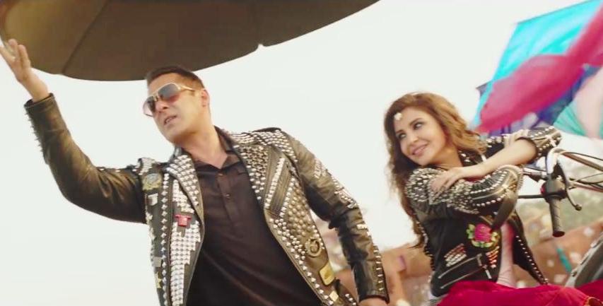 Anushka Sharma & Slaman Khan - Sultan