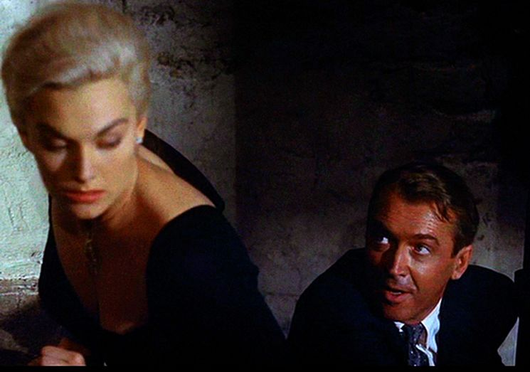 film noir bullitt vertigo