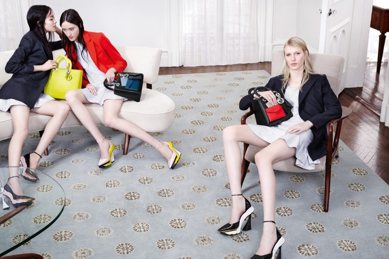 Dior brings a colourful Fall/Winter 2014 Campaign