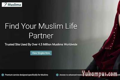 muslima website cari jodoh islam