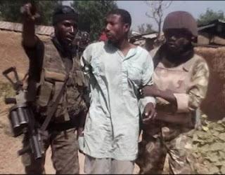 Boko haram sponsors arrested