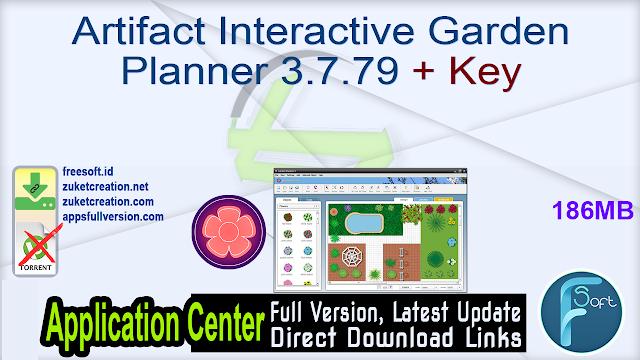Artifact Interactive Garden Planner 3.7.79 + Key